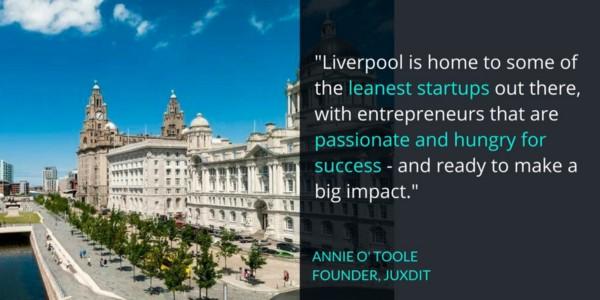 Startup Voices: Coadec visits Liverpool