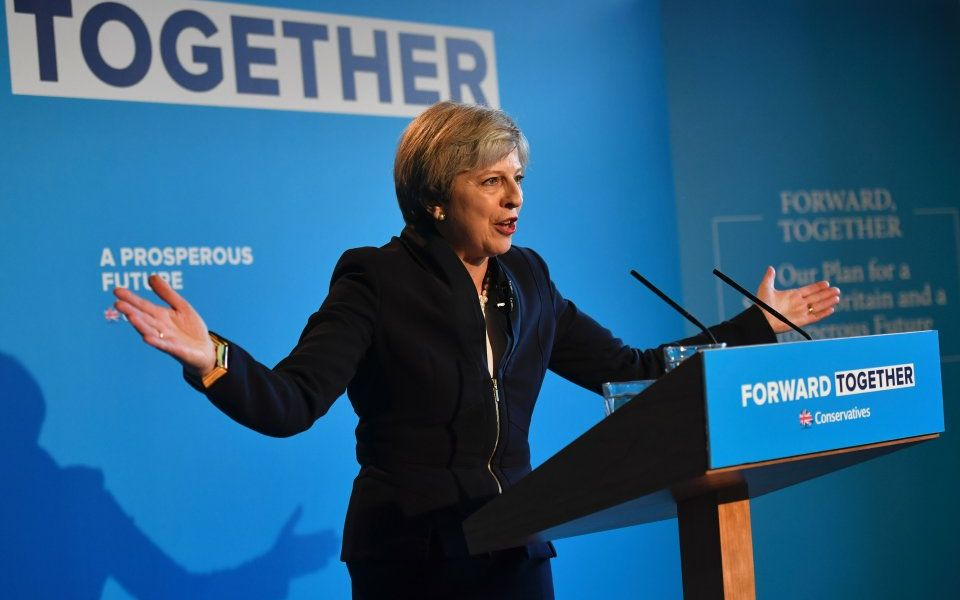 City AM: It looks like the Conservative Party manifesto could be very bad for startups as Theresa May pledges doubling of tier 2 visa costs